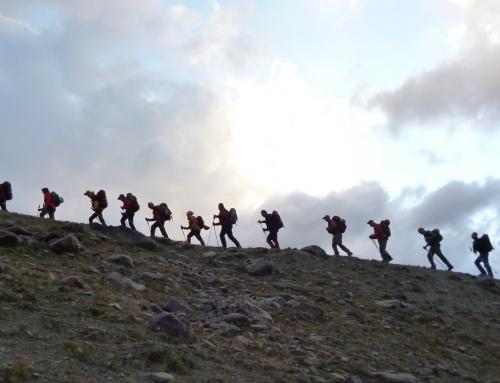 Faktor Mensch – Führung und Gruppendynamik am Berg, Naturfreunde Akademie 30.04.-02.05.2021
