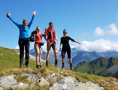 Das war die Alpenüberquerung 2018… einfach großartig!