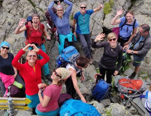 Azzurro…. das war die Alpenüberquerung 2019